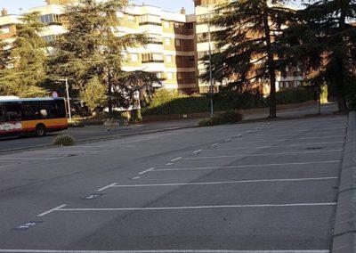 Renumeració parking montjuic